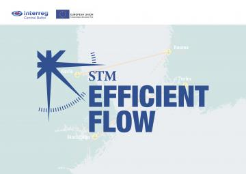 Efficient Flow logo.